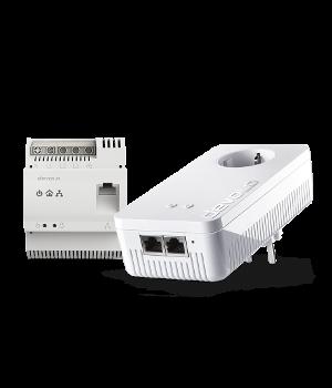dLAN® 1200+ DINrail WiFi ac Starter Kit Powerline